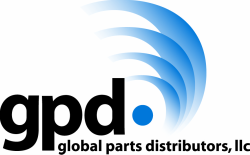 Global Parts Distributors logo