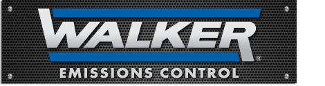 Walker Exhaust Canada - Catalytic Converters, Mufflers, Resonators