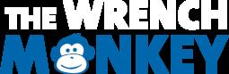 TheWrenchMonkey Auto Parts Canada logo white background