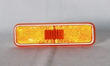 1992 dodge ramcharger Side Marker Light Assembly  - Left TYC 18126701