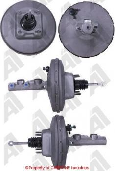 1992 dodge ramcharger Power Brake Booster A1 Cardone 504206