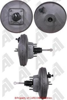 1992 dodge ramcharger Power Brake Booster A1 Cardone 5474206