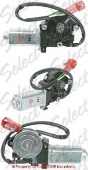1992 dodge ramcharger Power Window Motor  - Front Left Cardone Select 82415