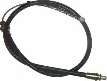 1992 dodge ramcharger Parking Brake Cable  - Rear Left Wagner Brake BC126844