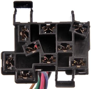 1992 dodge ramcharger Headlight Switch Connector Dorman 645938