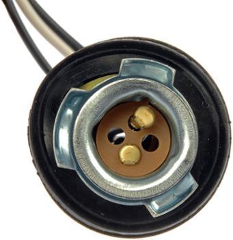 1992 dodge ramcharger Tail Lamp Socket Dorman 85833