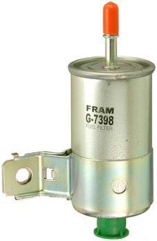 1992 dodge ramcharger Fuel Filter Fram G7398