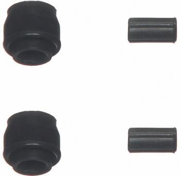 Disc Brake Caliper Guide Pin Boot Kit Front,Rear Carlson 16089