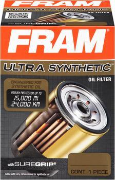 1992 dodge ramcharger Engine Oil Filter Fram XG16