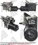 gmc k1500 1993 Windshield Wiper Motor 40169 small image