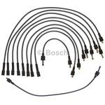 dodge ramcharger 1992 Spark Plug Wire Set 09608