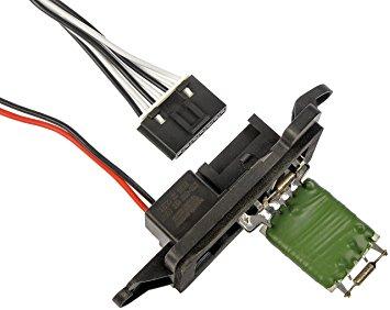 Blower Motor Resistors