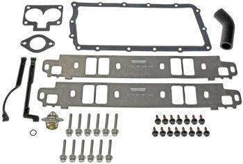 1992 dodge ramcharger Engine Intake Manifold Gasket Set  - Lower and Upper Dorman 615310