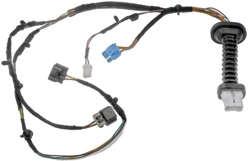 dorman 645506 canada door wiring harness