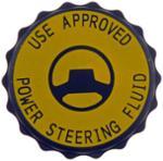 dodge ramcharger 1992 Power Steering Reservoir Cap 82577