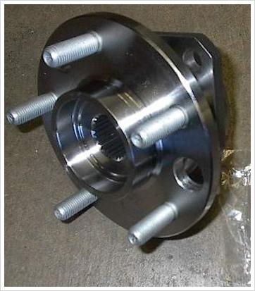 Wheel Bearing And Hub Assemblies