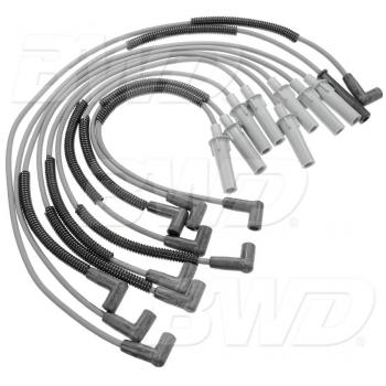 1992 dodge ramcharger Spark Plug Wire Set BWD CH7841