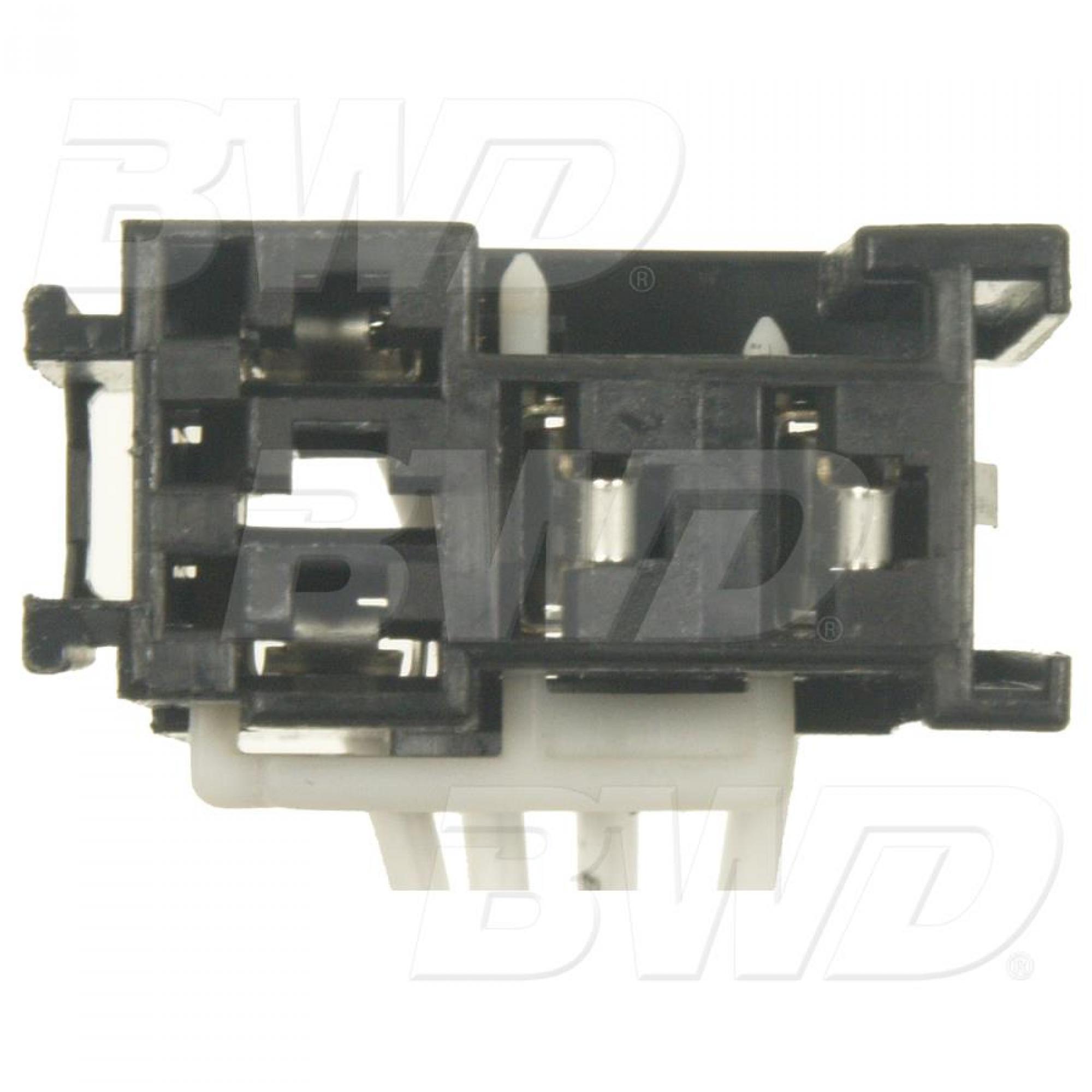 BWD PT1098 A/C Compressor Clutch Relay Connector