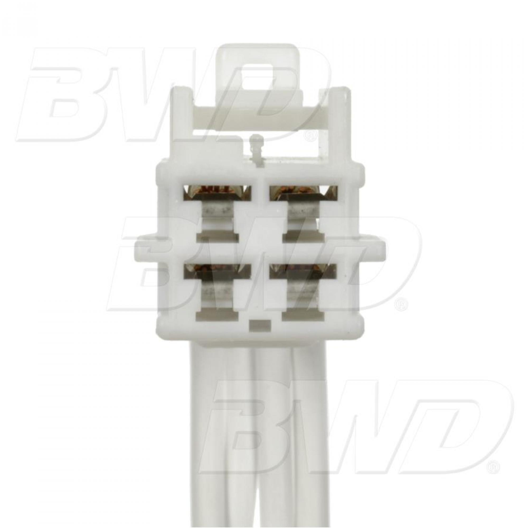 BWD PT2105 HVAC Blower Motor Resistor Connector
