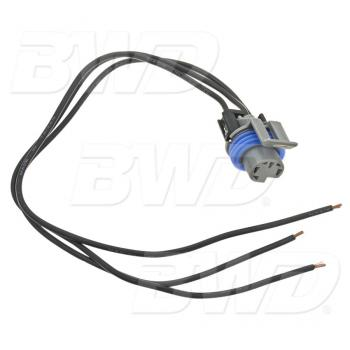 buick century 1992 Oil Pressure Switch Connector PT246