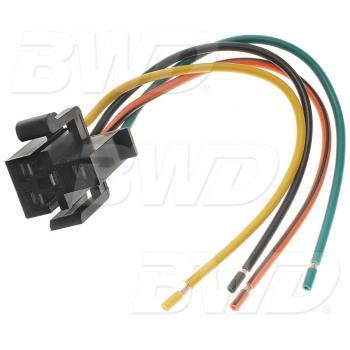 1993 ford explorer HVAC Blower Motor Resistor Connector BWD PT766
