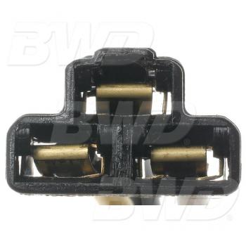 1992 dodge ramcharger Horn Relay Connector BWD PT81
