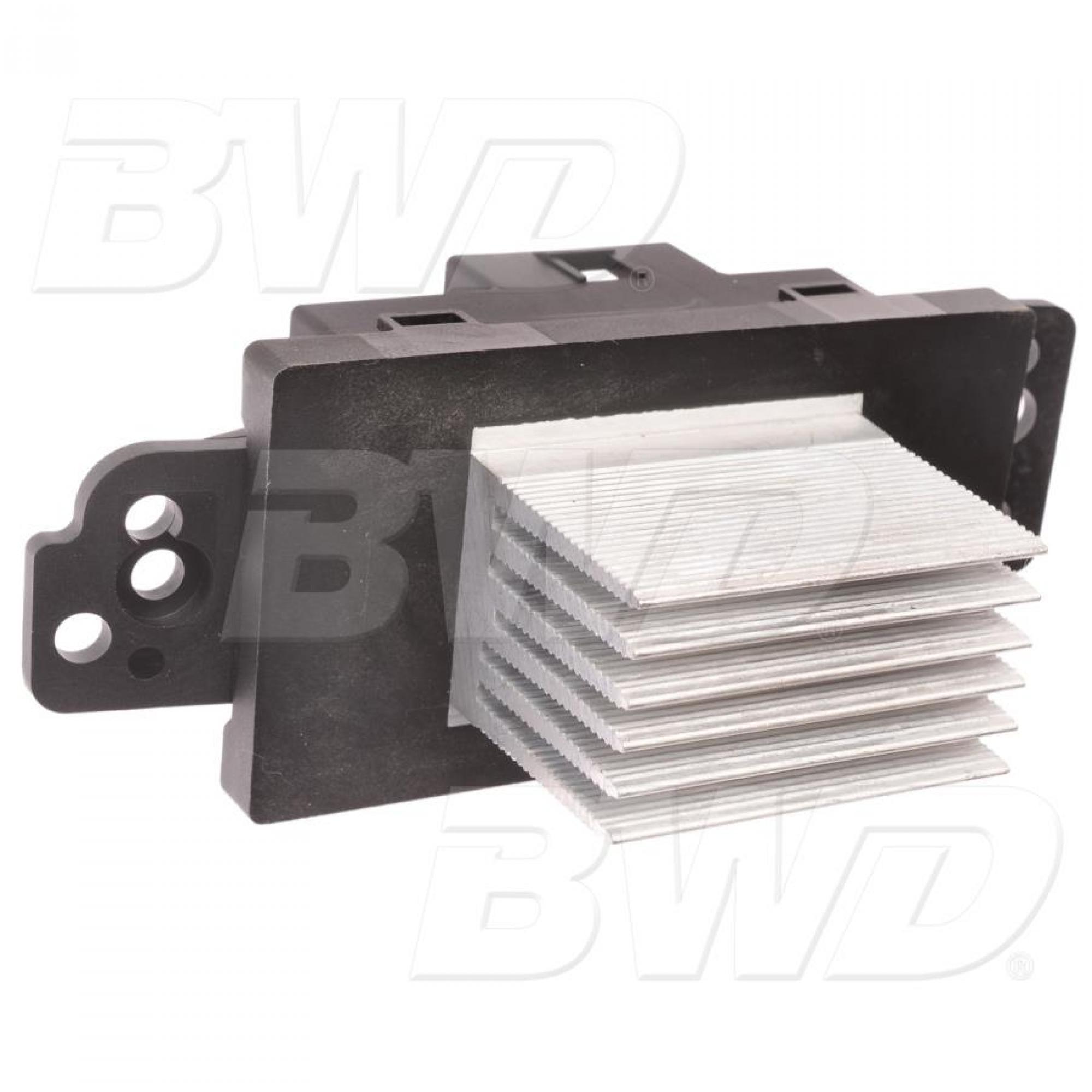 BWD RU1321 HVAC Blower Motor Resistor Standard RU631 Chevy Cadillac GMC USA MADE