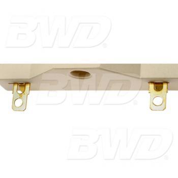dodge ramcharger 1992 Ballast Resistor RU19