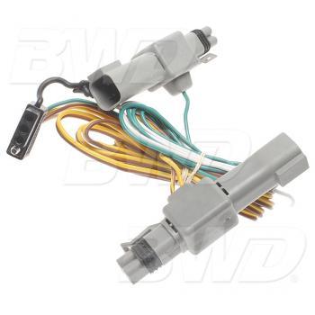 dodge ramcharger 1992 Trailer Connector Kit TC267