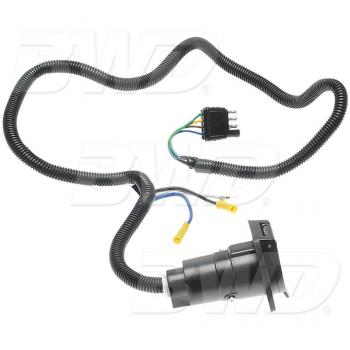 1993 ford explorer Trailer Connector Kit BWD TC314