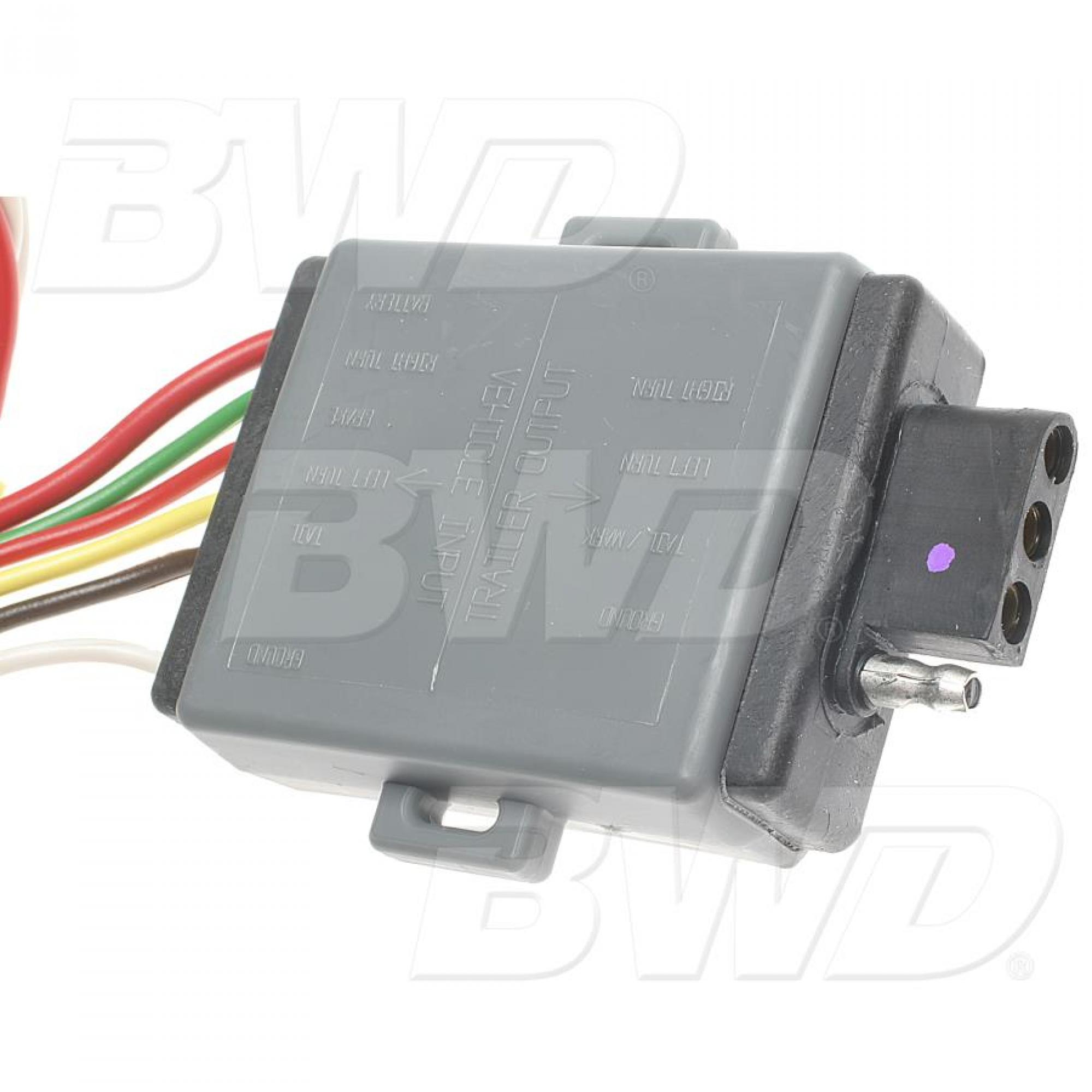 BWD TC3234 Trailer Connector Kit