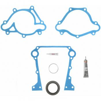 1992 dodge ramcharger Engine Timing Cover Gasket Set Fel-Pro TCS45949