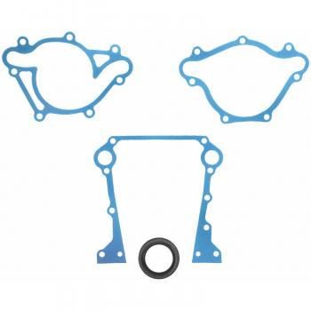 1992 dodge ramcharger Engine Timing Cover Gasket Set Fel-Pro TCS45952