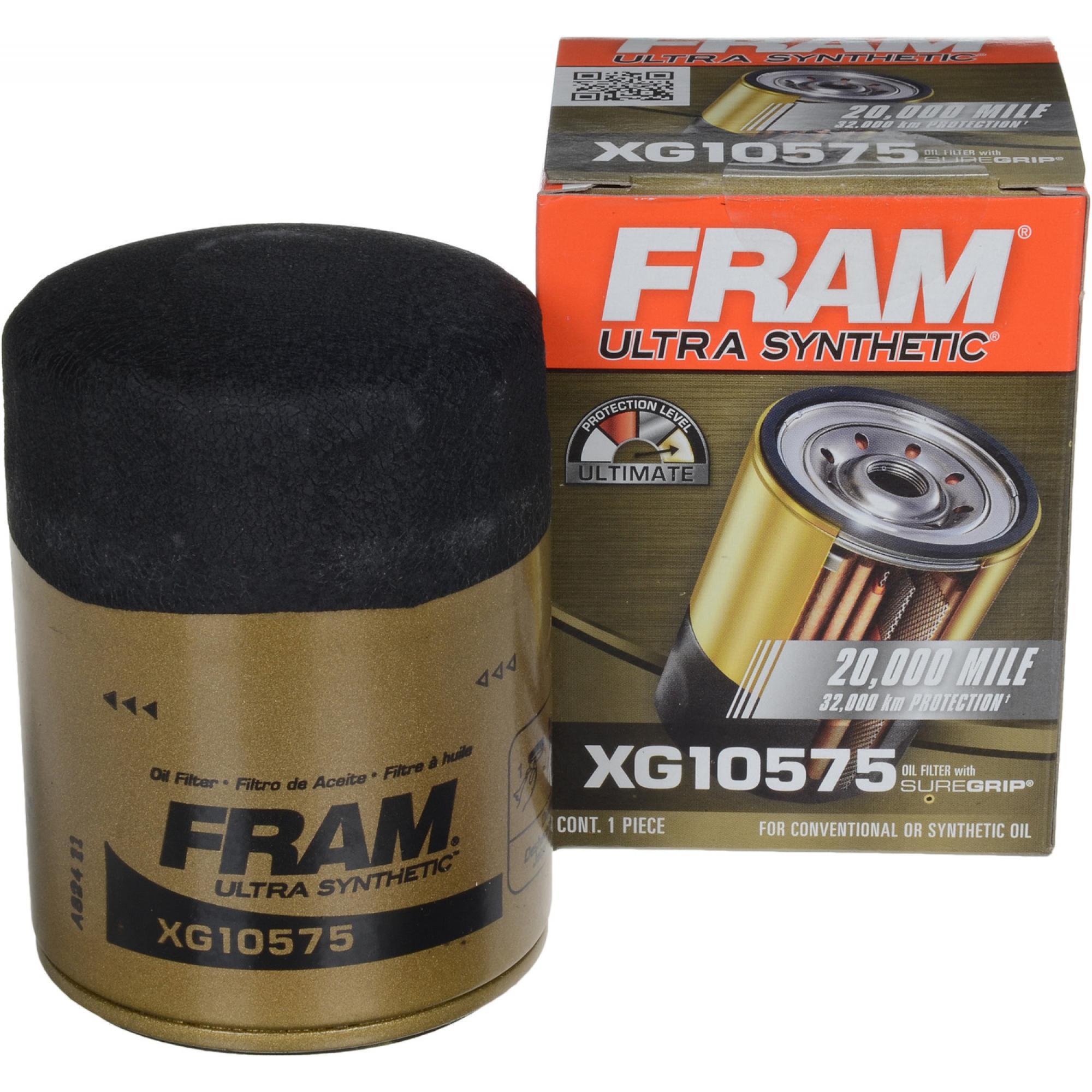 FRAM XG10575 Engine Oil Filter