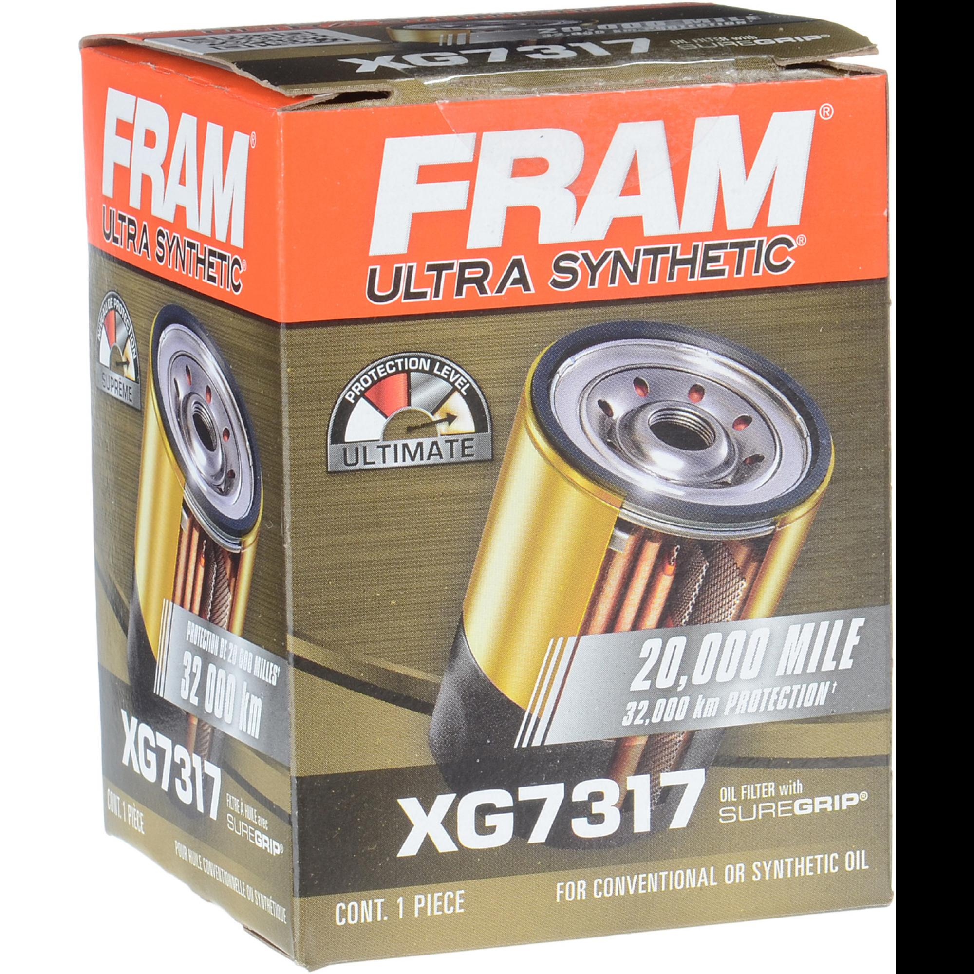 FRAM XG7317 Engine Oil Filter