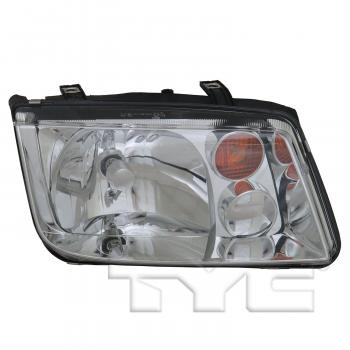 Dorman 1592107 Passenger Side Headlight Assembly For Select Volkswagen Models