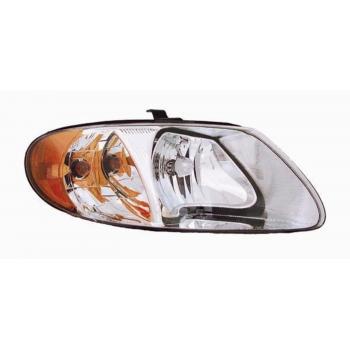 dodge grand-caravan 2006 Headlight Assembly 20602100