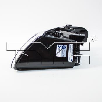 dodge grand-caravan 2006 Headlight Assembly 206021009