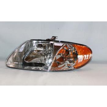 dodge grand-caravan 2006 Headlight Assembly 20602200