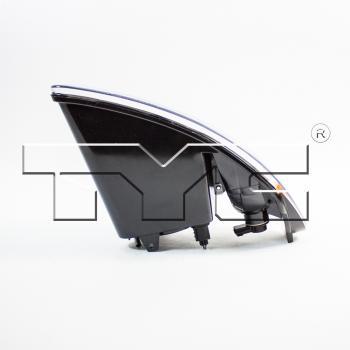 dodge grand-caravan 2006 Headlight Assembly 206022001