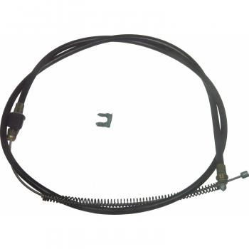 dodge b350 1984 Parking Brake Cable BC111085