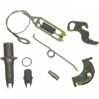 1992 dodge ramcharger Drum Brake Self Adjuster Repair Kit  - Rear Left Wagner Brake H2534